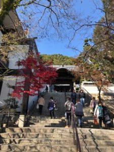 須磨寺階段